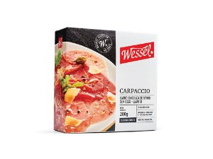 Carpaccio cx 200 gr
