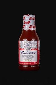 Molho de Pimenta Budweiser Citric