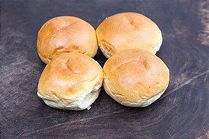 Pão de Brioche para Burger - Casa Victoriana - com 4 unidades