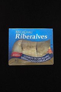 Lombo Bacalhau Ribeira Alves Dessalgado 1 kg