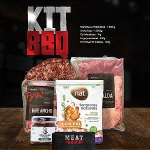 Kit BBQ 6 pessoas