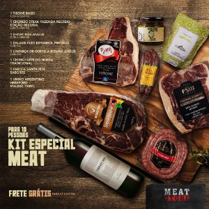 Kit Especial Meat