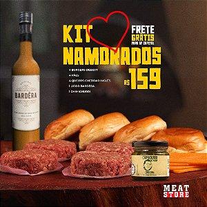 Kit Dia dos Namorados com Burger