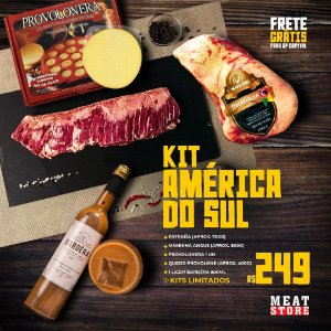 Kit América do Sul