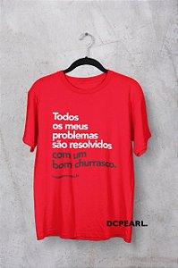 Camiseta Todos meus problemas