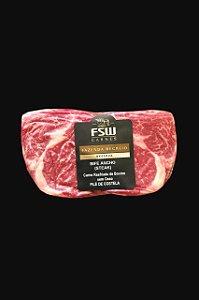 Ancho Steak Fazenda Recreio (02 unidades 480g)- Congelado - Edição Reserva