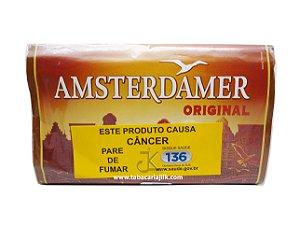 Tabaco/Fumo Para Cigarro Amsterdamer Original 30g