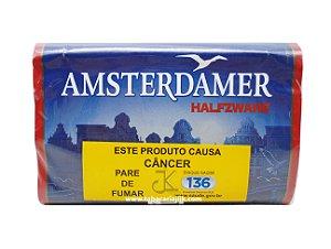 Tabaco/Fumo Para Cigarro Amsterdamer Halfzware 30g