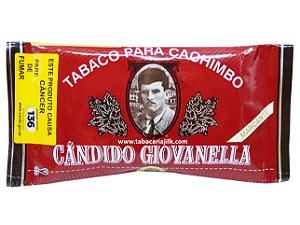 Tabaco/Fumo Para Cachimbo Cândido Geovanella Marcante (Cereja) 45g