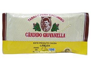 Tabaco/Fumo Para Cachimbo Cândido Geovanella Tradicional (Chocolate) 45g