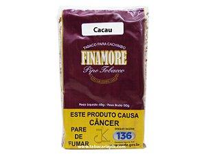 Tabaco/Fumo Para Cachimbo Finamore Cacau 48g