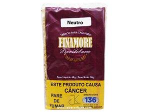 Tabaco/Fumo Para Cachimbo Finamore Neutro 48g