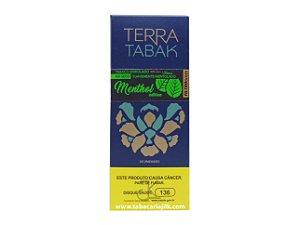 Cigarro de Seda Terra Tabak Com filtro Menthol C/20
