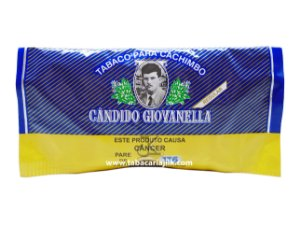 Tabaco/Fumo Para Cachimbo Cándido Giovanella Regular 45g