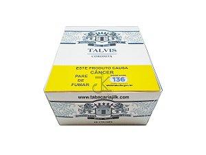 Cigarrilha Talvis Tradicional Coronita Caixa C/60