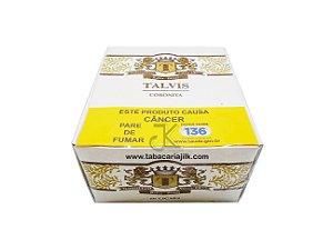 Cigarrilha Talvis Brown Coronita Caixa C/60