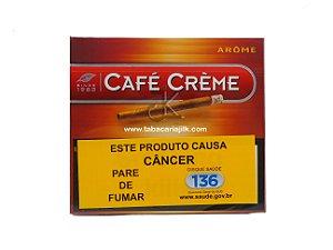Cigarrilha Café Crème Arôme