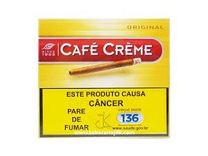 Cigarrilha Café Crème Original C/10