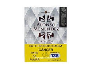 Charuto Alonso Menendez Robusto Mata Fina C/5