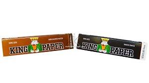 Seda King Paper king size Unidade 33 folhas