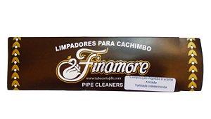 Limpador de Cachimbo (escovilhão) Finamore c/12