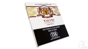 Cigarrilha Talvis Chocolate coronita (Brown) C/10