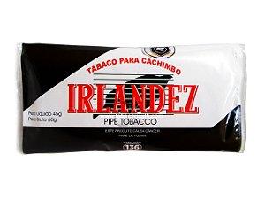 Tabaco/Fumo para cachimbo Irlandez Black Cavendish 45g unidade
