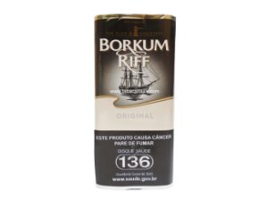 Tabaco/Fumo para cachimbo Borkum Riff Original 50g