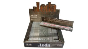 Seda aLeda Prata King Size slim finest white paper CX C/20