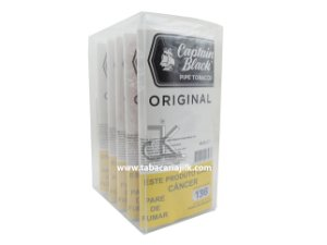 Tabaco/Fumo para Cachimbo Captain Black Regular (Branco) Caixa C/5