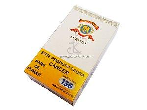 Cigarrilha Monte Pascoal Puritos C/10