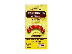Cigarro de Palha Paeirinho de Minas Maço C/20