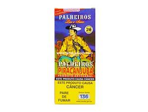 Cigarro de Palha Palheiros Piracanjuba maço C/20