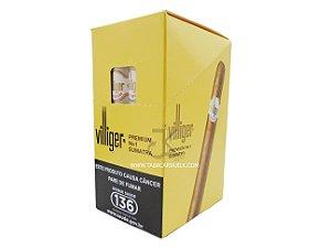 charuto villiger nº1 premium  sumatra display c/20