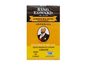 Charuto King Edward Chocolate C/5