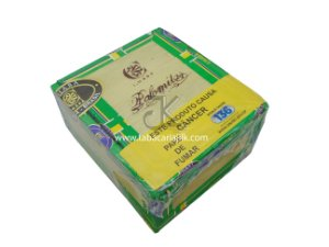 Cigarrilha Palomitas Natural C/50