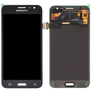 Tela Touch Display LCD Modulo Frontal Sem Aro Samsung Galaxy J3 4G Duos J320 Preto Original
