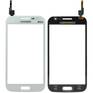 Tela Vidro Touch Screen Samsung Galaxy Win Duos 8552 8550 Branco