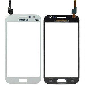 Tela Vidro Touch Screen Samsung Galaxy Win Duos 8552 8550 Branco