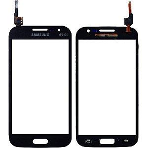 Tela Vidro Touch Screen Samsung Galaxy Win Duos 8552 8550 Preto
