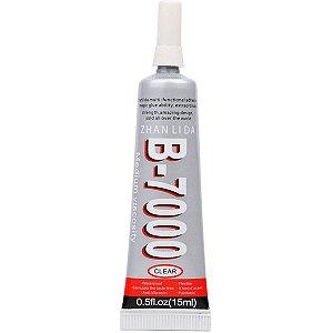 Cola Adesiva Multiuso B7000 B-7000 Tubo com 15ml