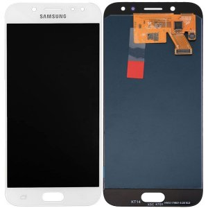 Tela Touch Display LCD Modulo Frontal Sem Aro Samsung Galaxy J5 Pro J530 Branco