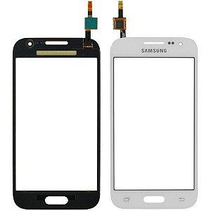 Tela Vidro Touch Screen Samsung Galaxy Win 2 Duos Tv G360 Branco