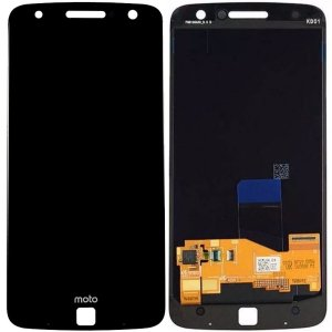 Tela Touch Display Lcd Modulo Frontal Sem Aro Motorola Moto Z  Dual Power Edition Xt1650-03
