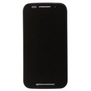 Tela Touch Display Lcd Modulo Frontal Com Aro Motorola Moto E1 Xt1022 Xt1025 Preto