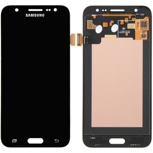 Tela Touch Display Lcd Modulo Frontal Sem Aro Samsung Galaxy J5 4g Duos J500 Ajuste de Brilho Preto