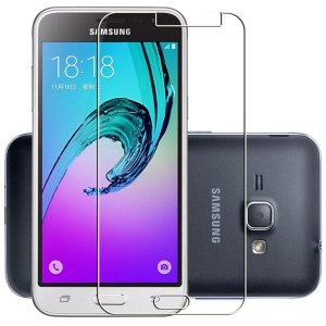 Pelicula de Vidro Samsung Galaxy J1 2016 Duos SM-J120H/DS