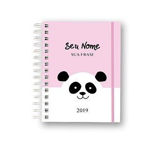 Meu Planner 2019 Coleção We Love Pandas