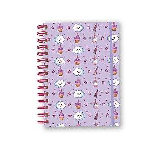 Caderno A5- Unicórnio