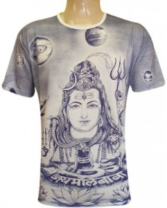 Camiseta Shiva (ind)